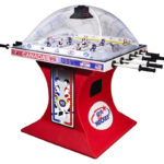 Super Chexx Bubble Ice Bubble Hockey Rental from Video Amusement