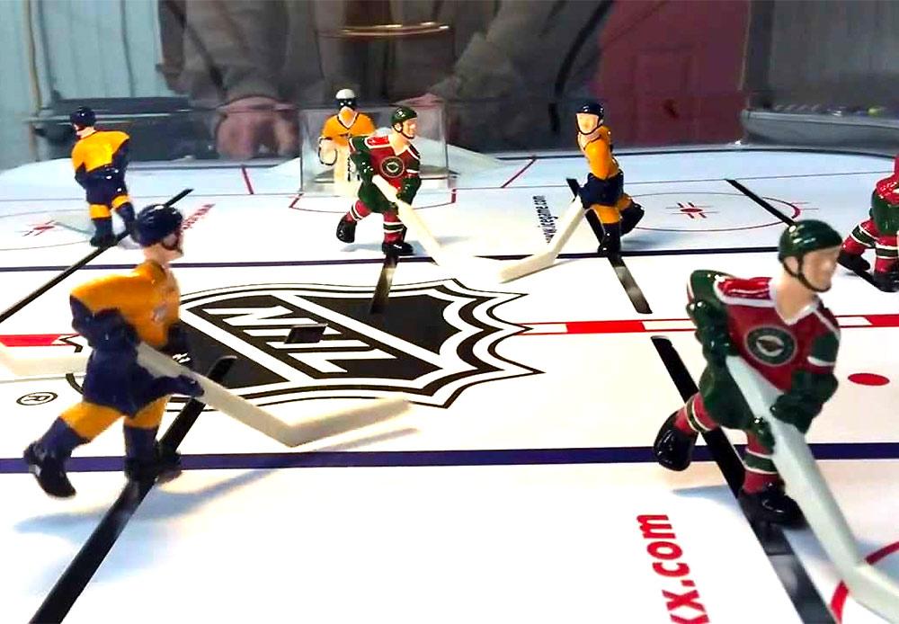 Super Chexx Ice Hockey Game Rental Video Amusement San Francisco