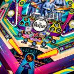 The Beatles Arcade Pinball Game Rental San Francisco from Video Amusement