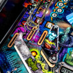 The Monsters California Bay Area Pinball Machine Party Rental