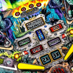 The Monsters Stern Bay Area Pinball Game Rental for your corporate break room
