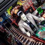 The Munsters Dracula Stern Pinball Rental from Video Amusement.