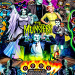 The Munsters Pinball Machine Game for Rent Video Amusement