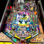 The Munsters Pinball Machine Rental available for your event.