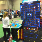 World Largest Pac Man Galaga Arcade Game Rental San Francisco from Video Amusement