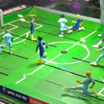 Bubble Soccer Arcade Game World Cup Game Rental from Video Amusement