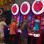 Extreme Sport Drumming Arcade Game Rental available from Video Amusement