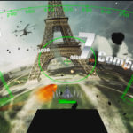 Mach Storm Virtual Reality Air Combat Arcade Game Rental from Video Amusement Las Vegas Nevada