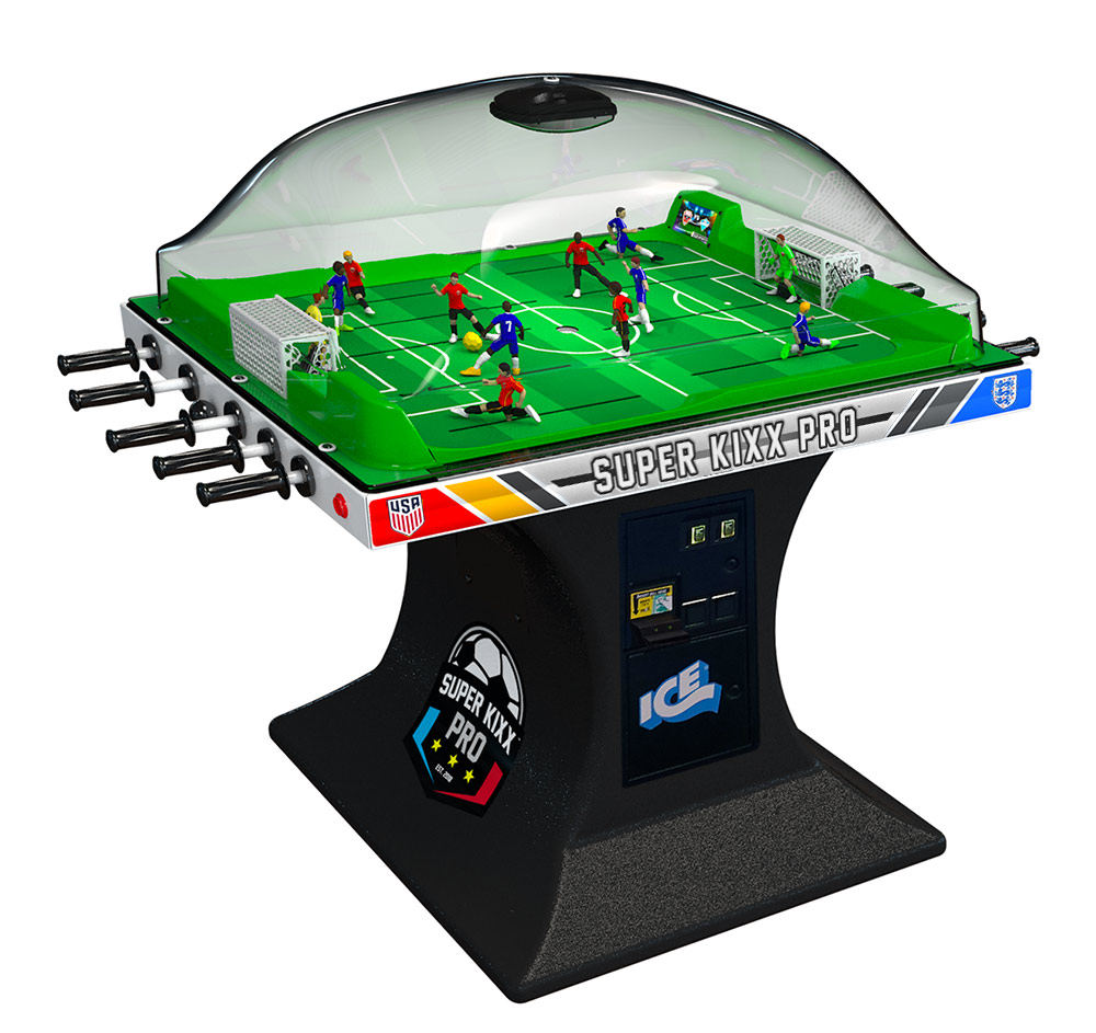 Super Kixx Football Arcade Game rental San Francisco