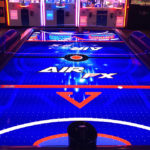 Air FX LED hockey arcade game rental from Video Amusement