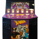 X-Men 6-player Arcade Game Rental from Video Amusement San Francisco California