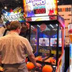 Basketball Hoop Arcade Game Rental San Francisco