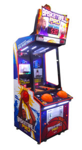 Basketball PRO Arcade Game Rental from Video Amusement
