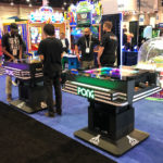 LED pong arcade game rental only at Video Amusement