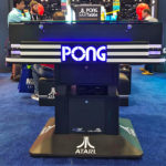 Pong video game rental Video Amusement