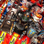 Black Knight Stern Pinball California Bay Area Machine rental by Video Amusement