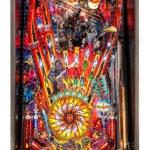 Black Knight Swords of Rage Pinball Game California Machine Rental from video amusement