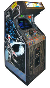 Empire Strikes Back Star Wars Classic Arcade Game rental from Video Amusement
