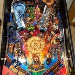 Pirates of the Caribbean California Pinball machine rentals by Video Amusement