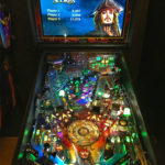 Pirates of the Caribbean Jersey Jack Pinball San Francisco for rent exclusively from Video Amusement