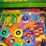 Primus Stern Pinball Machine San Francisco Bay Area Rentals by Video Amusement