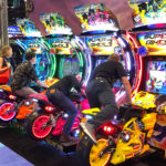 Super Bikes 3 Motorcycle Arcade Game For Rent from Video Amusement