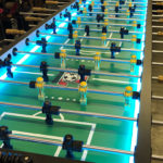Giant 8 12 16 20 player foosball table rental San Jose