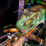 Jurassic Park Stern Pinball rental from Video Amusement