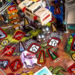 Stern Pinball Jurassic Park for rent San Jose Bay Area