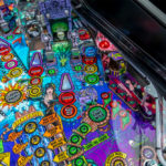 Stern pinball machine rental from Video Amusement San Francisco