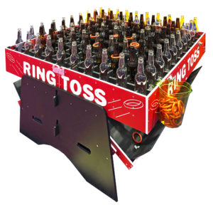Giant Ring Toss Carnival Game Bay Area Rental