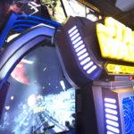 Star Wars Battle Pod Flight Simulator for rent San Francisco
