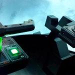 Star Wars Battle Pod Flight Simulator game controls