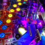Stranger Things Pinball Machine Playfield Detail Video Amusement Rental