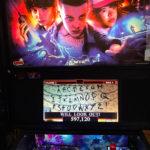 Stranger Things Pinball Machine for rent Video Amusement San Francisco