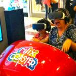 Rilix Roller Coaster simulator game for rent San Francisco Bay Area
