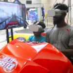 VR Game Roller Coaster California Rental