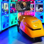 Virtual Reality Arcade Game California Rental