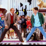 Walking Piano from movie Big with Tom Hanks