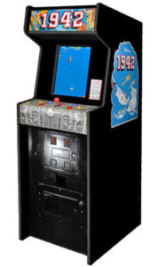 1942 Arcade Game 80s Event Party Rental San Francisco