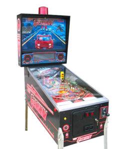The Getaway High Speed II PinballMachine Rental San Francisco